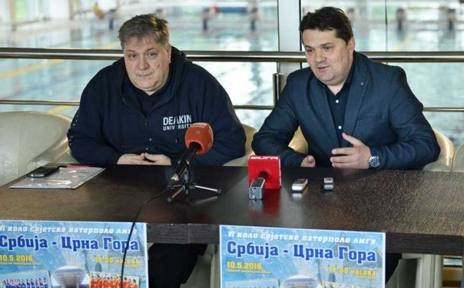 Slobodan Grahovac i Nenad Stevandić