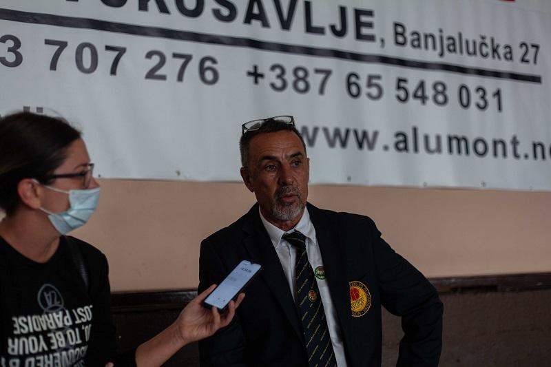 Nikola Živković Đimi, Mojamodriča.info Marko Ilić